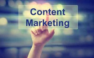 online marketing Content Marketing de basis