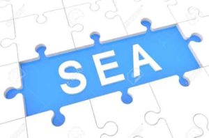 SEA search engine advertising paid advertising