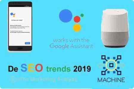 online marketing SEO trends 2019 zoekmachine optimalisatie
