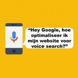 online marketing voice search SEO search engine optimalization