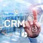 Online customer relationship management (CRM)