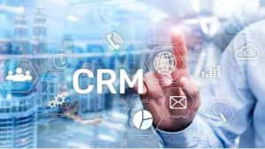 online marketing customer relationship management CRM