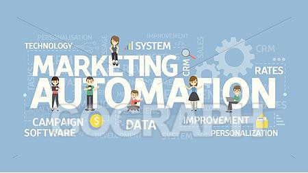 online marketing customer relationship management CRM marketing automotion