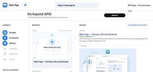 online marketing SEO tools gratis SEO tools