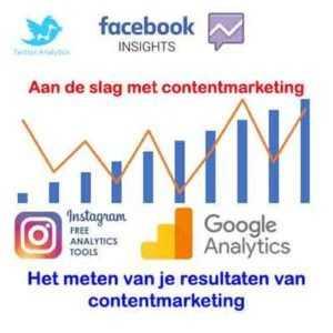 online marketing kwaliteit van content meten webanalyse google analytics